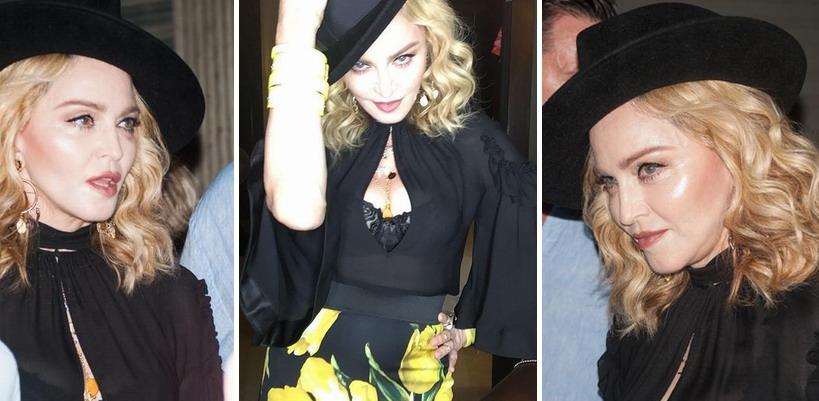 Pop Müziğin Kraliçesi Madonna, Cuba'da doğum gününü kutladı. (Fotoğraf ve Videolar)