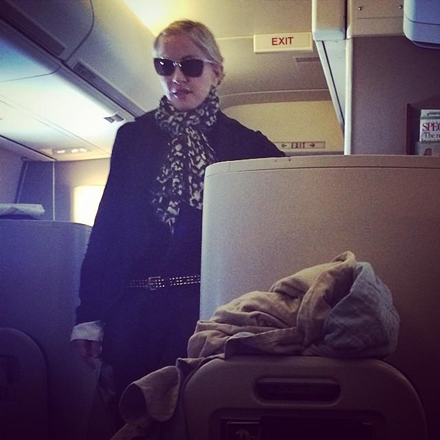 Madonna dün Londra'da görüntülendi! 19.07.2014