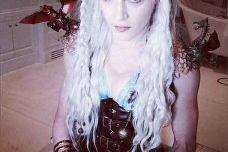 MNEK: Madonna çok iyi, tatlı ve anaç