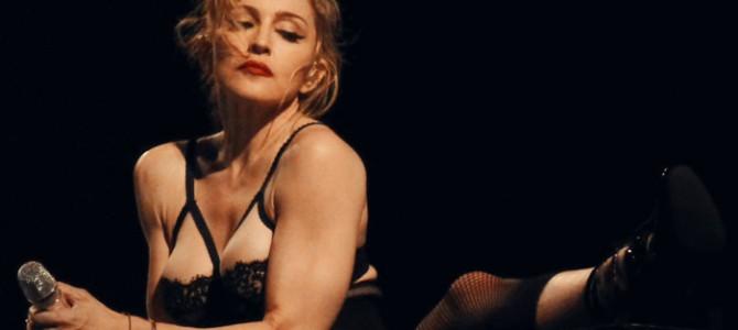 Madonna, turne öncesi şarkı listesine dair göndermeler yapmaya devam ediyor.