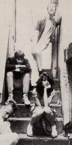 """Madonna, Dan Gilroy'la birlikte """" The Breakfast Clup"""" adlı pop-dans grubunu kurdular."""