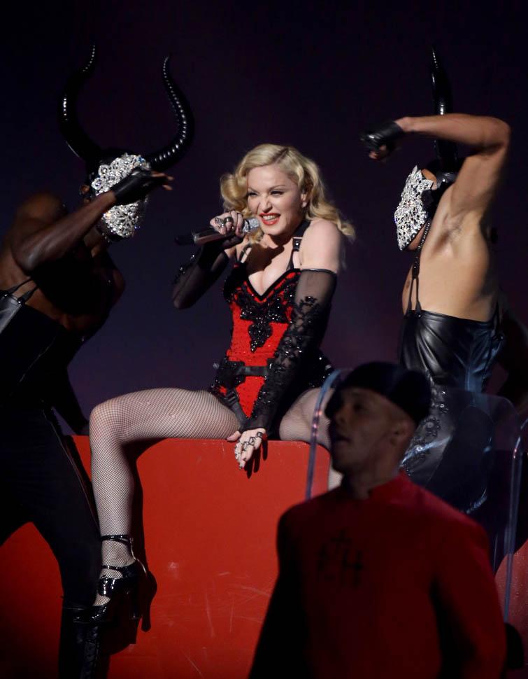Madonna'dan Grammy Sonrası İlk Röportaj