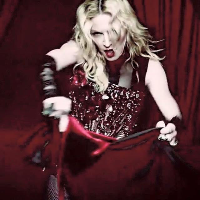 Madonna'dan Mesaj