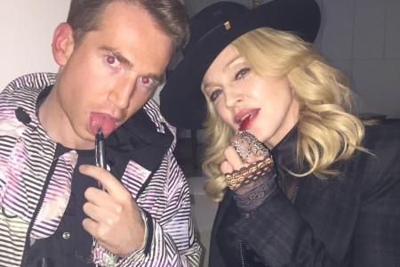 Madonna'dan Out Magazine ve Noisey...