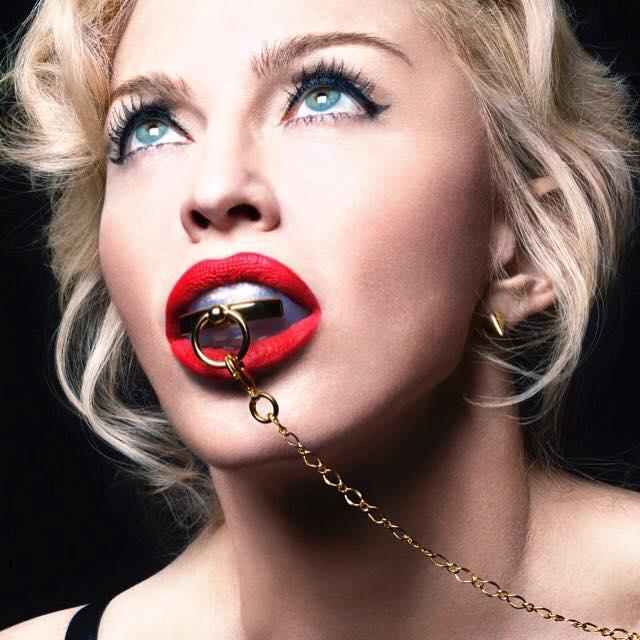 Madonna'dan Sert Tepki