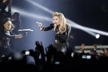 Madonna'nın Fransa Tanıtımları