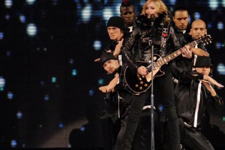 Madonna'nın Olası İtalya ve Kanada...