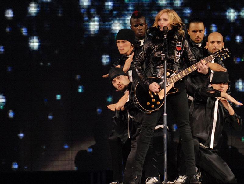 Madonna'nın Olası İtalya ve Kanada Konserleri