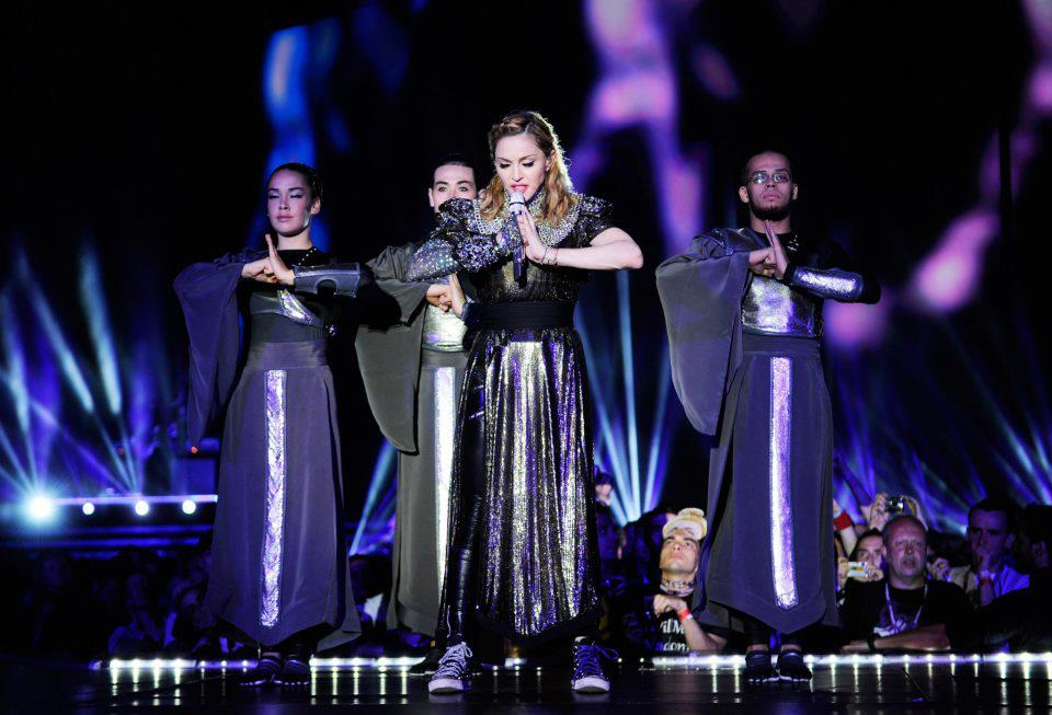 Madonna 2019 Eurovision Şarkı Yarışması'nda Sahne Alabilir!