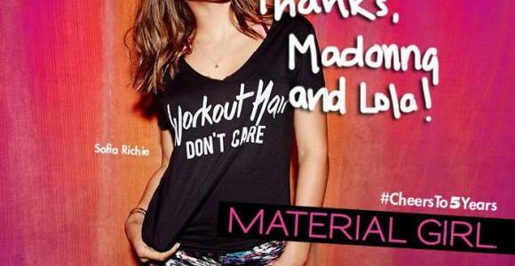 Material Girl'ün Yeni Yüzü Sofia Richie