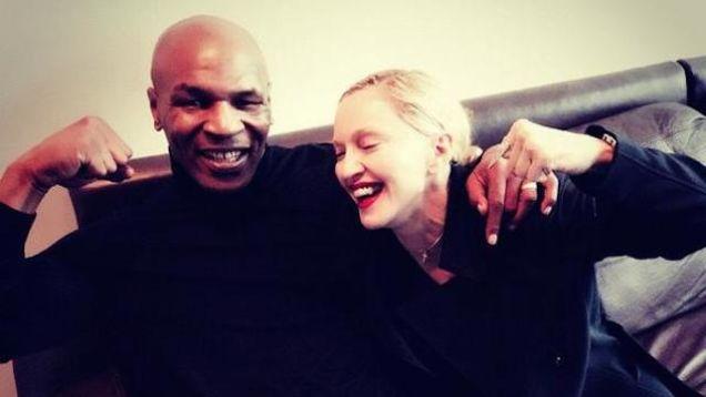 Mike Tyson: Madonna ile Neden Stüdyoya Girdiğimi Bilmiyordum