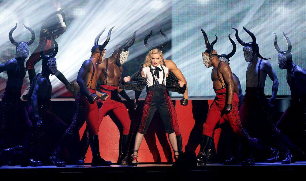 Madonna Brit Ödülleri Performansı