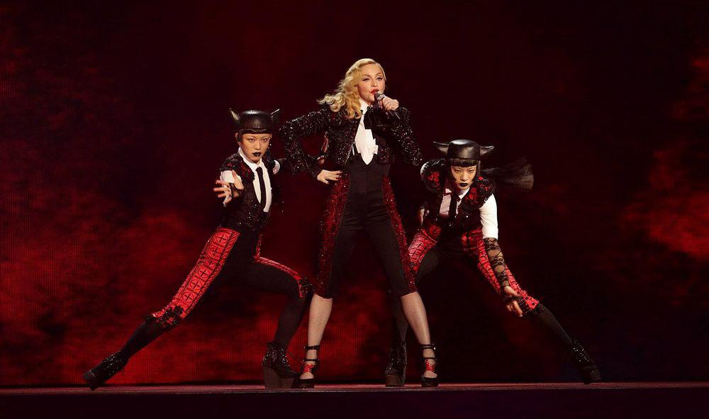 Madonna'nın Brit Ödülleri Performansı Youtube'a Yüklendi
