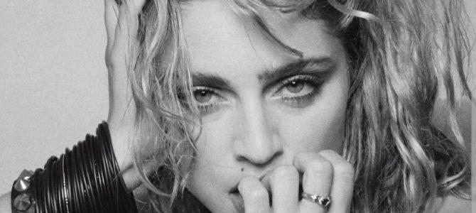 Madonna'nın Fotoğraflarından Oluşan Yeni Kitap Çıktı