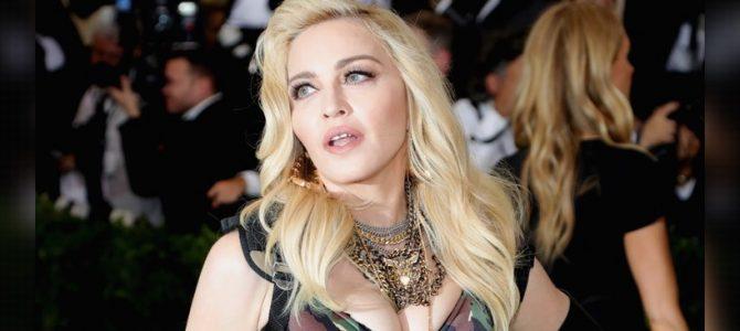 Madonna MET Gala 2017