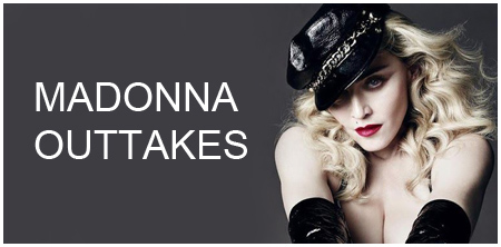Madonna-1998 Frozen single cover Photographed by Mario Testino outtakes part1
